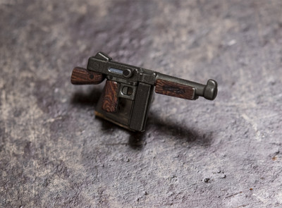 Perfect Caliber™ BrickArms® M1A1 V.2 SMG