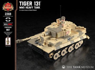 Tiger 131® - WWII Heavy Tank