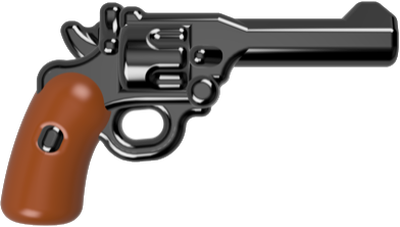 BrickArms Reloaded Overmolded Webley Revolver