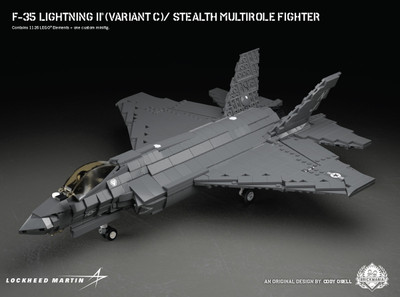 F-35 LIGHTNING II® (Variant C) - Stealth Multirole Fighter