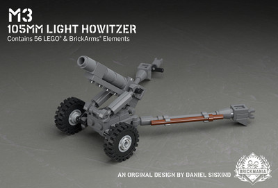 M3 - 105mm Light Howitzer
