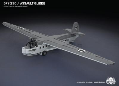 DFS 230 - Assault Glider