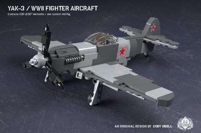 Yak-3 - World War II Fighter Aircraft