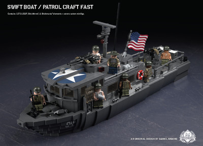 Swift Boat - Patrol Craft Fast