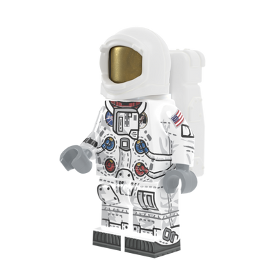 Apollo Astronaut - Minifig of the Month