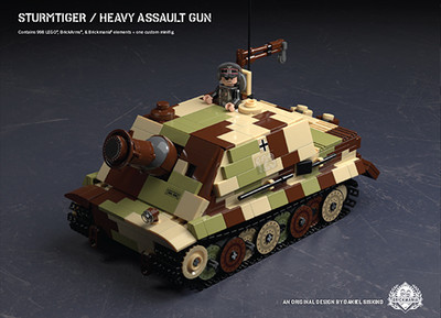 Sturmtiger - Heavy Assault Gun