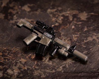 Perfect Caliber™ SOPMOD BrickArms® M4-TAC
