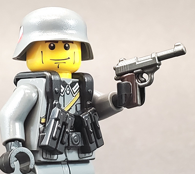 BrickArms® P38 - Reloaded
