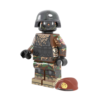 Modern Afghan National Army Commando - Minifig of the Month