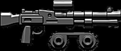BrickArms® Galactic Heavy Blaster w/ Drum