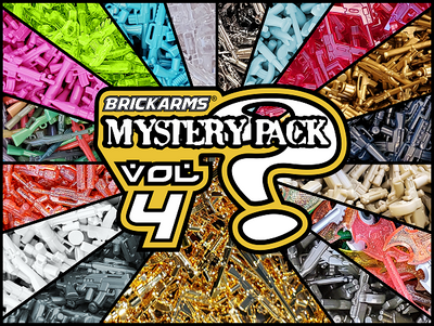 BrickArms® Golden Mystery Pack Vol. 4
