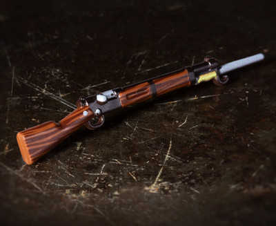 Perfect Caliber™ BrickArms® Lebel 1886 w/Bayonet
