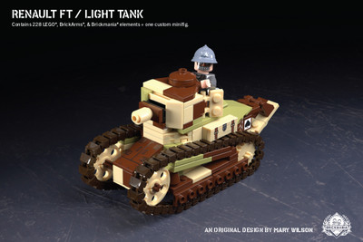 Renault Ft Light Tank