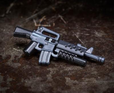 Perfect Caliber™ BrickArms® M16A2 w/ Grenade Launcher