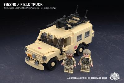 MB240 – Field Truck