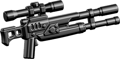 BrickArms®  A360 Sniper Blaster Rifle - Black