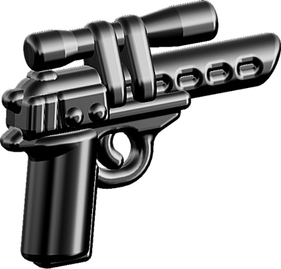 BrickArms®  GF-3556 Blaster Pistol - Black
