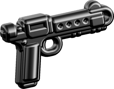 BrickArms®  GKS-1 Blaster Pistol - Black