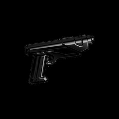 BrickArms®  Westar 35R (Realistic) Blaster Pistol - Black