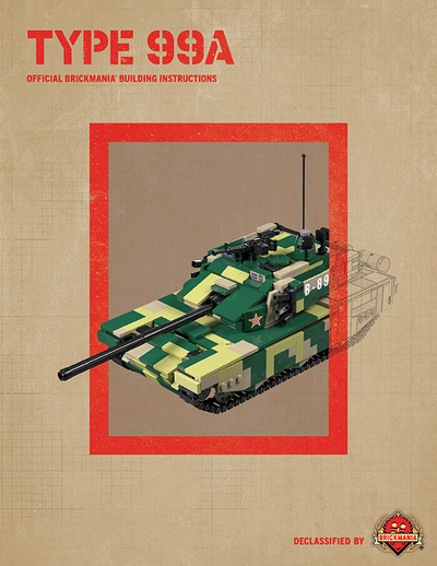 Type 99A - Digital Building Instructions