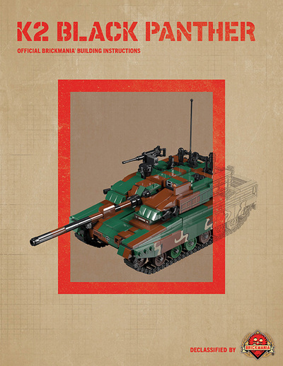 K2 Black Panther - Digital Building Instructions