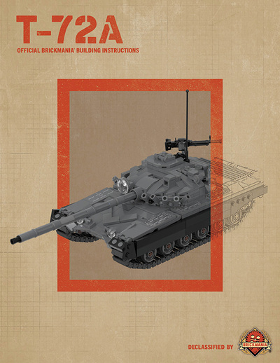 T-72a - Digital Building Instructions