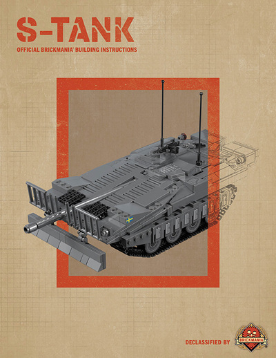 S-Tank - Digital Building Instructions