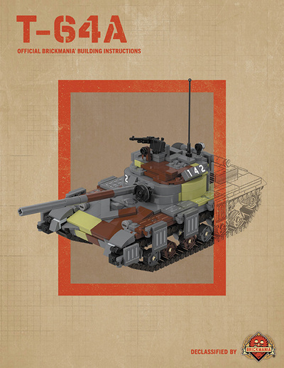 T-64A - Digital Building Instructions