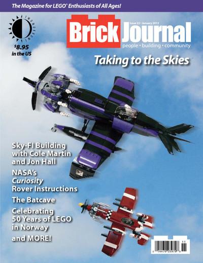 BrickJournal - Issue #22