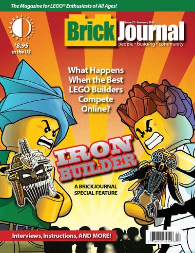 BrickJournal - Issue #27