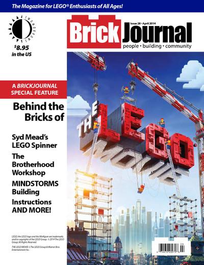 BrickJournal - Issue #28