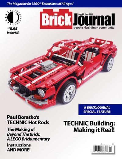 BrickJournal - Issue #29