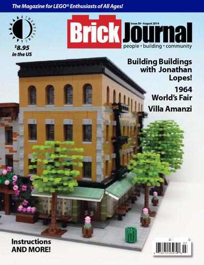 BrickJournal - Issue #30