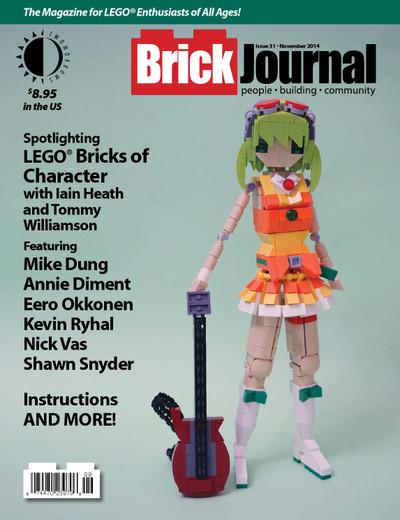 BrickJournal - Issue #31