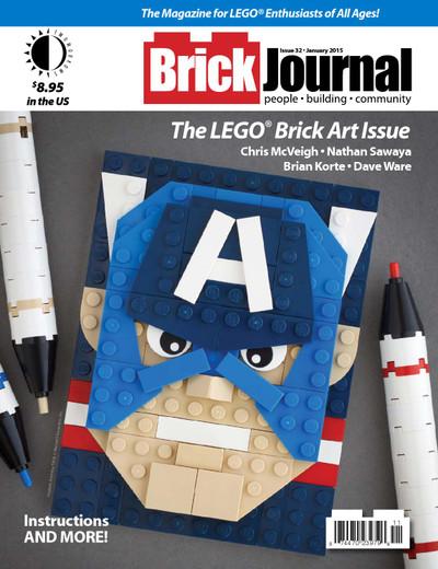 BrickJournal - Issue #32
