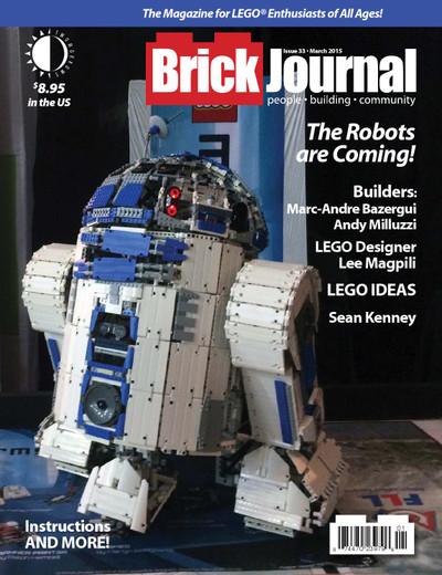 BrickJournal - Issue #33