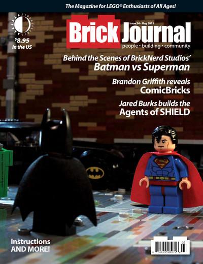 BrickJournal - Issue #34