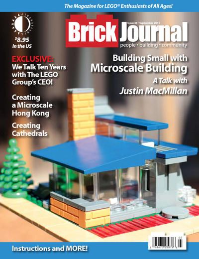 BrickJournal - Issue #36
