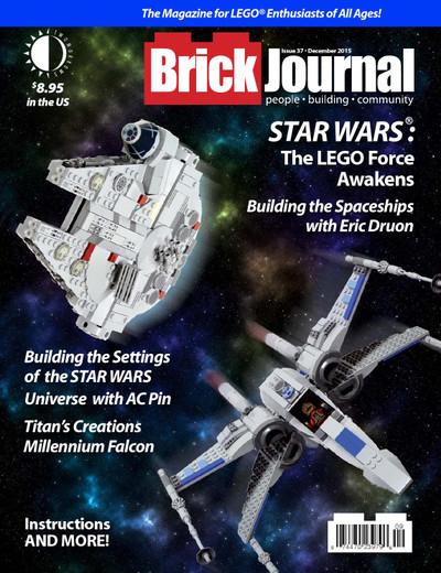 BrickJournal - Issue #37