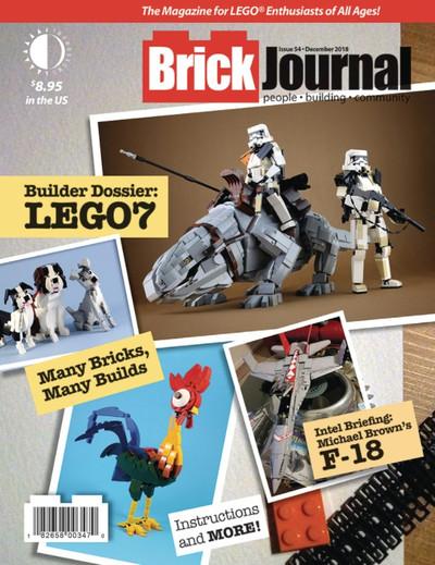 BrickJournal - Issue #54