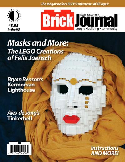 BrickJournal - Issue #55