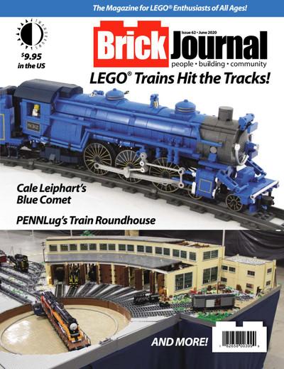 BrickJournal - Issue #62