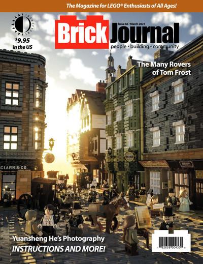 BrickJournal - Issue #66