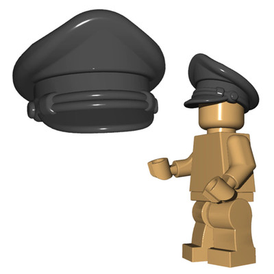 BrickWarriors Crusher Cap