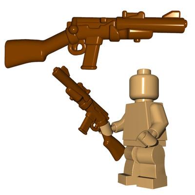 BrickWarriors Commando Carbine