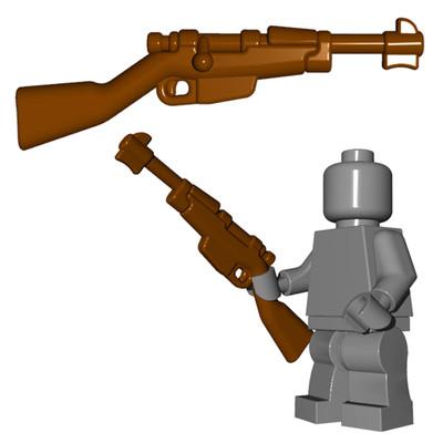 BrickWarriors Italian Rifle