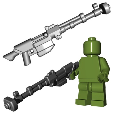 BrickWarriors Anti Tank Rifle