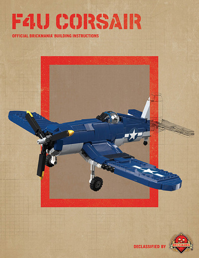 F4U Corsair - Digital Building Instructions