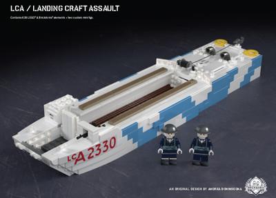 LCA – Landing Craft Assault