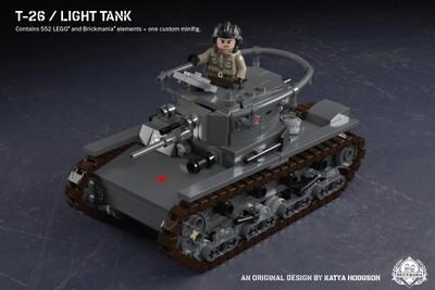 T-26 - Light Tank